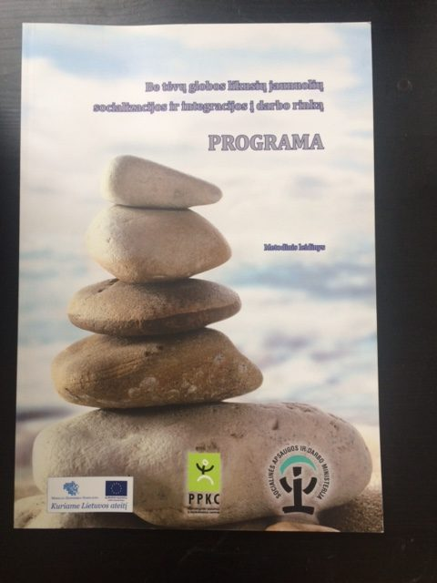 Be tėvų globos likusių jaunuolių socializacijos ir integracijos į darbo rinką programa